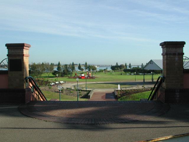 foreshore park.JPG
