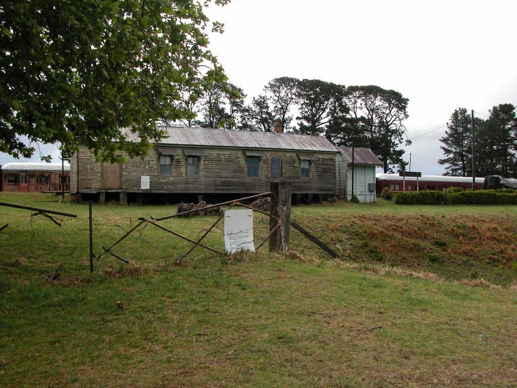 Dorrigo Steam Railway Museum.JPG