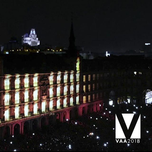 Meet more #VAA2018 winners! Artist: @otucinema Installation: Plaza Mayor Category: Best 360 still image . . #3d #3dmapping #motionart #projection #projectionmapping #visuals #livevisuals #VAAs #VAA #visualartistawards #videomapping #motionmate #usa #miami #digitalart #light #360stillimage #domemapping #domeprojection #VJ #vjlife #vjing #AR #augmentedreality #vjlifestyle