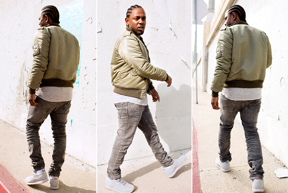 Reebok has partnered with music artists like Kendrick Lamar. –   Source