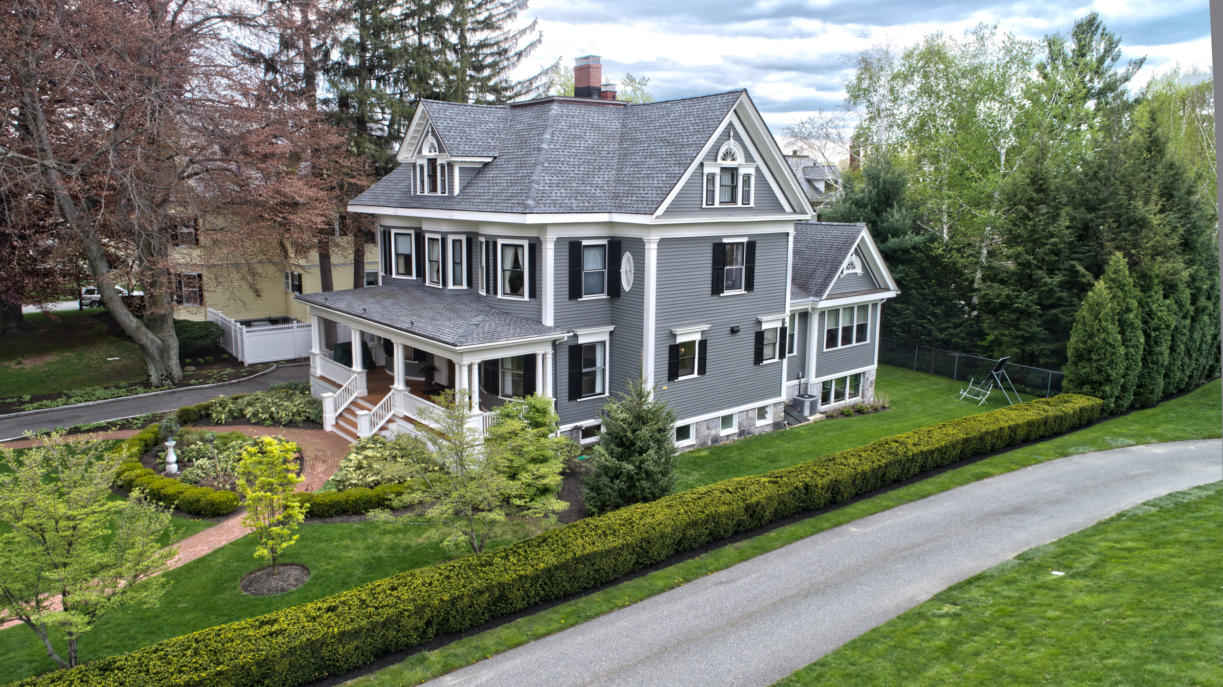 Example of Hermle Photography Real Estate Drone photography and HDR Real Estate Photography in Massachusetts