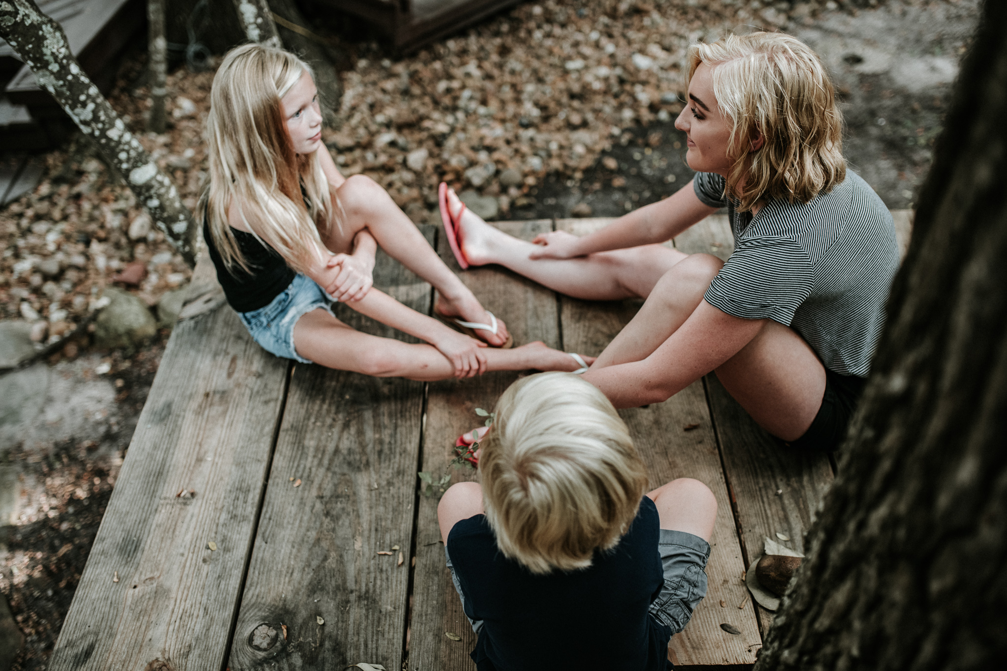 The way Makenzie connected with her younger siblings…It was something truly special.