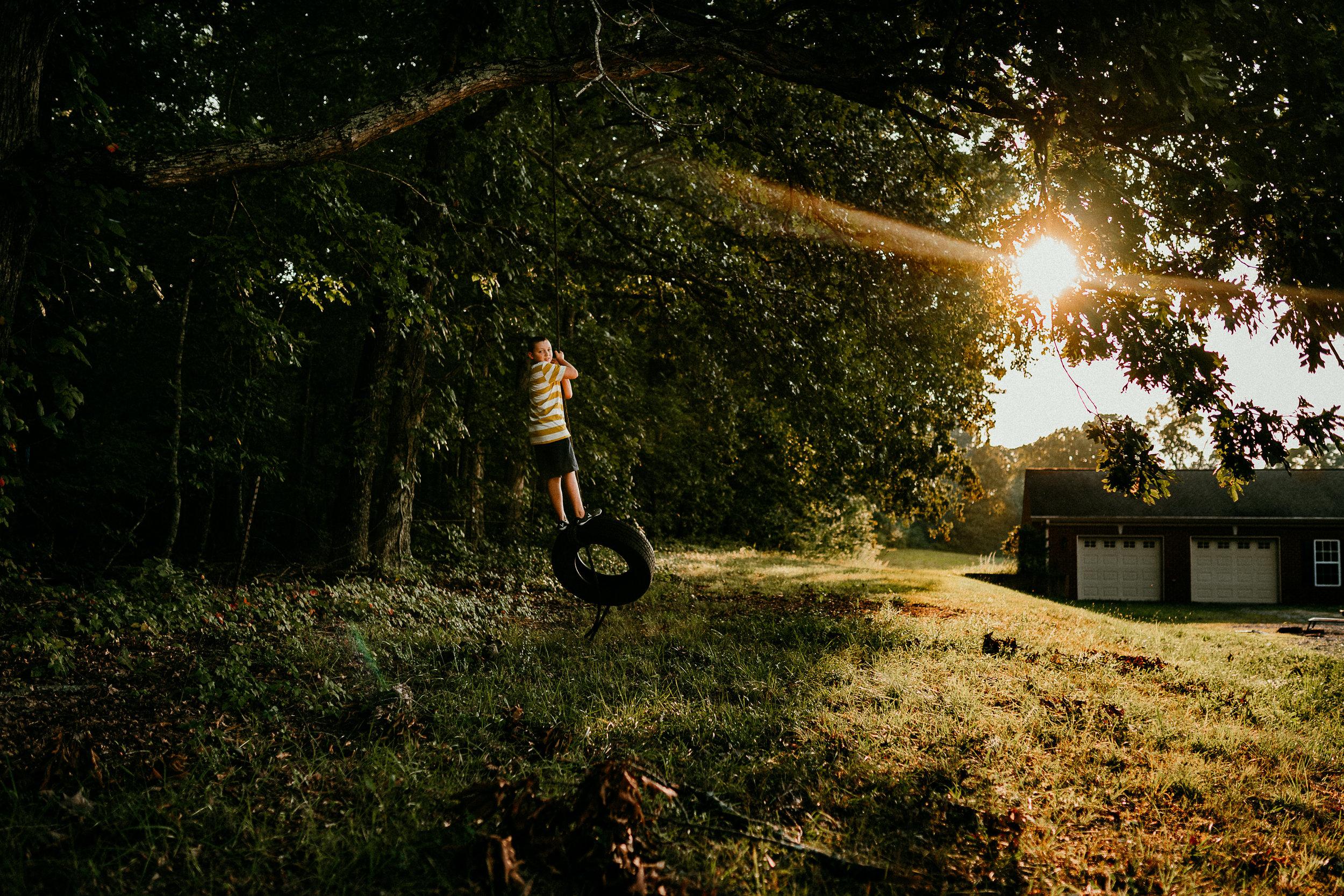 Atticus: A Portrait of Boyhood in TN