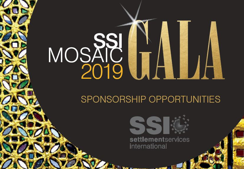 Sponsor - Help us make an impact!To discuss the SSI Mosaic Gala 2019 sponsorship opportunities, please contact Naushin Rahman, Partnerships and Fundraising Manager, Settlement Services International:p: 02 8799 6700 • e: nrahman@ssi.org.au