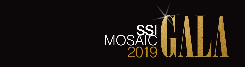 SSI Mosiac Gala logo