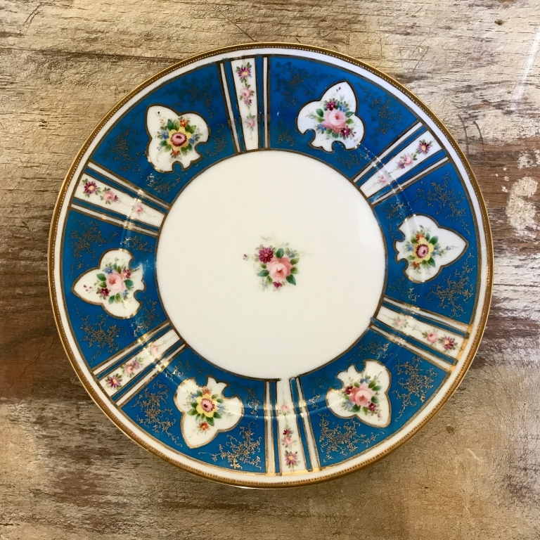 Vintage China rental for weddings or events in the Temecula Valley.