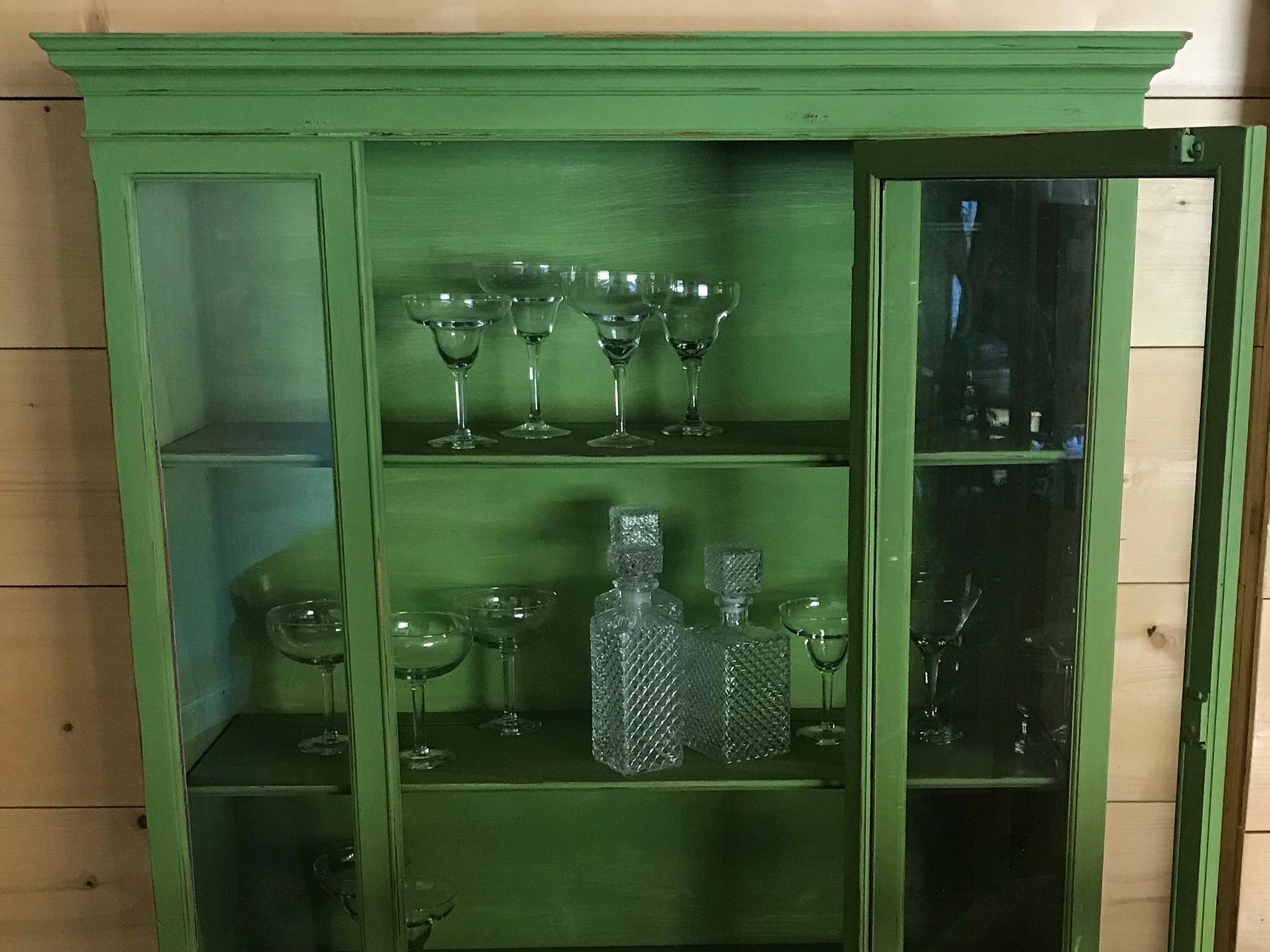 China Hutch Shelves
