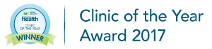 "Winner of ""Clinic of the YEar"" Award 2017,Australian Traditional Medicine Society Awards."