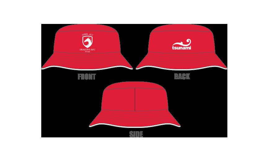 Bucket hats - 90 Dhs