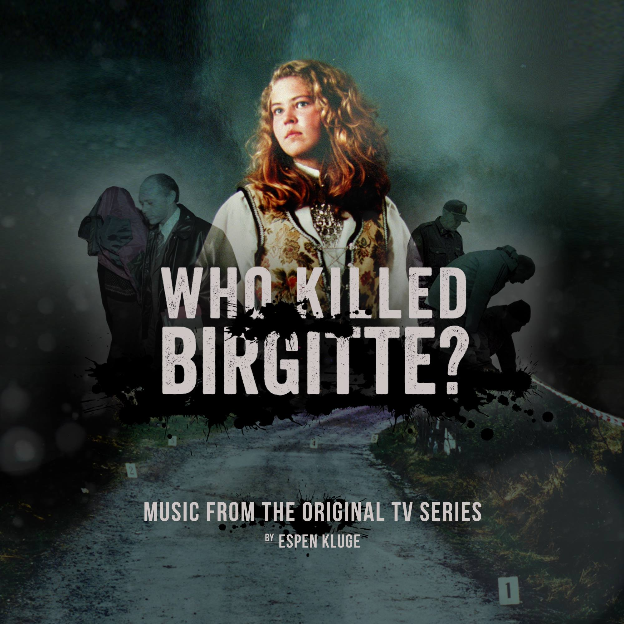 """Who killed Birgitte? (Original TV series soundtrack) - The release of my score for the TV-series """"Who killed Birgitte?"""". In this"""