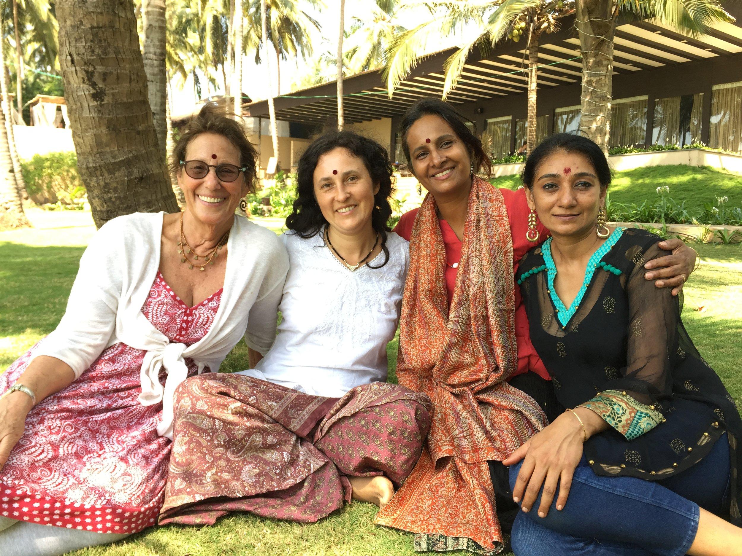 The Unfolding Lotus-2017  Goa, India