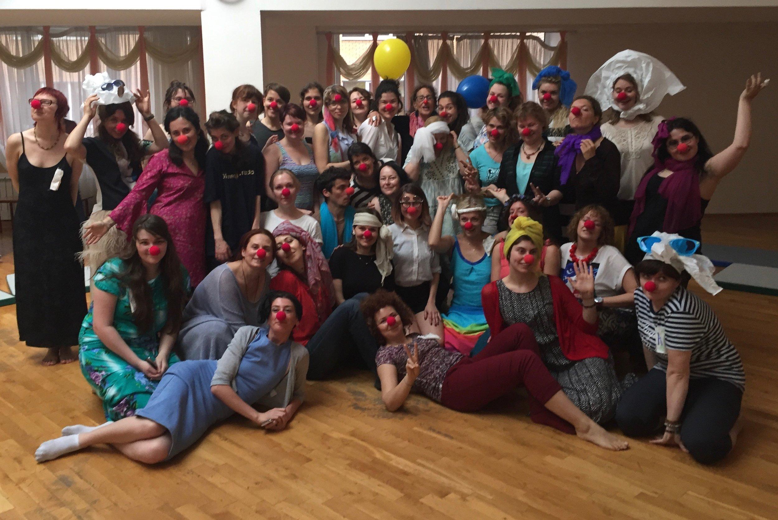Clown Workshop -2016