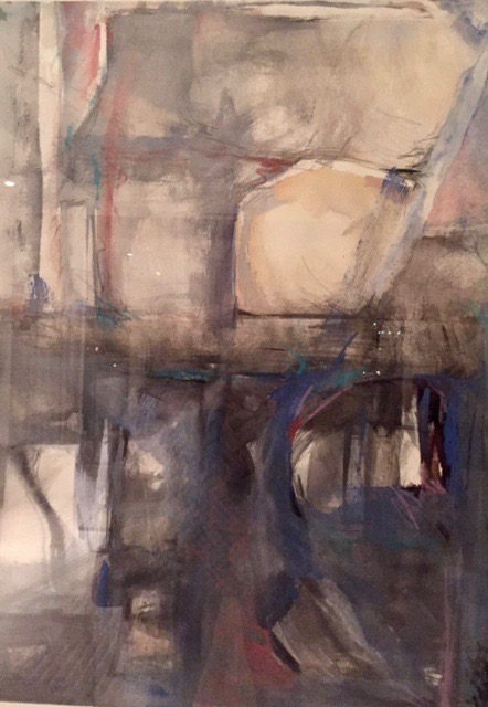 Abstraction 2004  In private collection