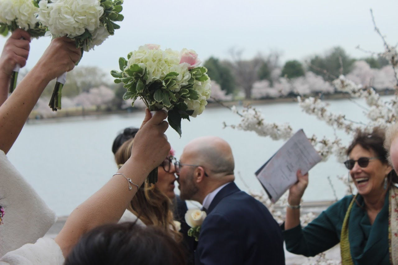 """Thank You, Sally, for all the amazing work and thoughtfulness you put into the ceremony. It truly was special and really meaningful for us.      """"Thank YOU, Sally. We received so many compliments on the ceremony and couldn't be happier with the way everything turned out. """""""