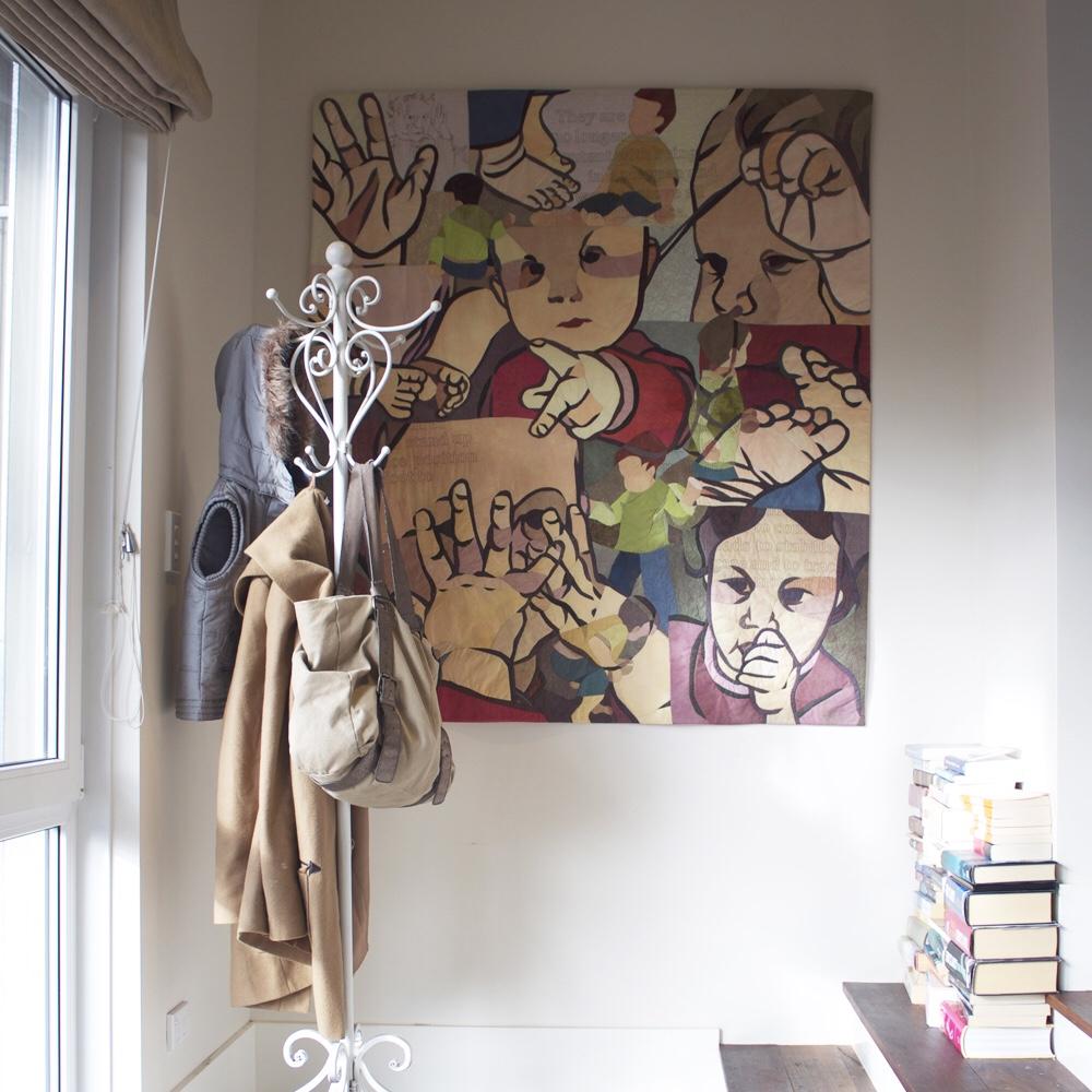 Photo and artwork: Ruth de Vos
