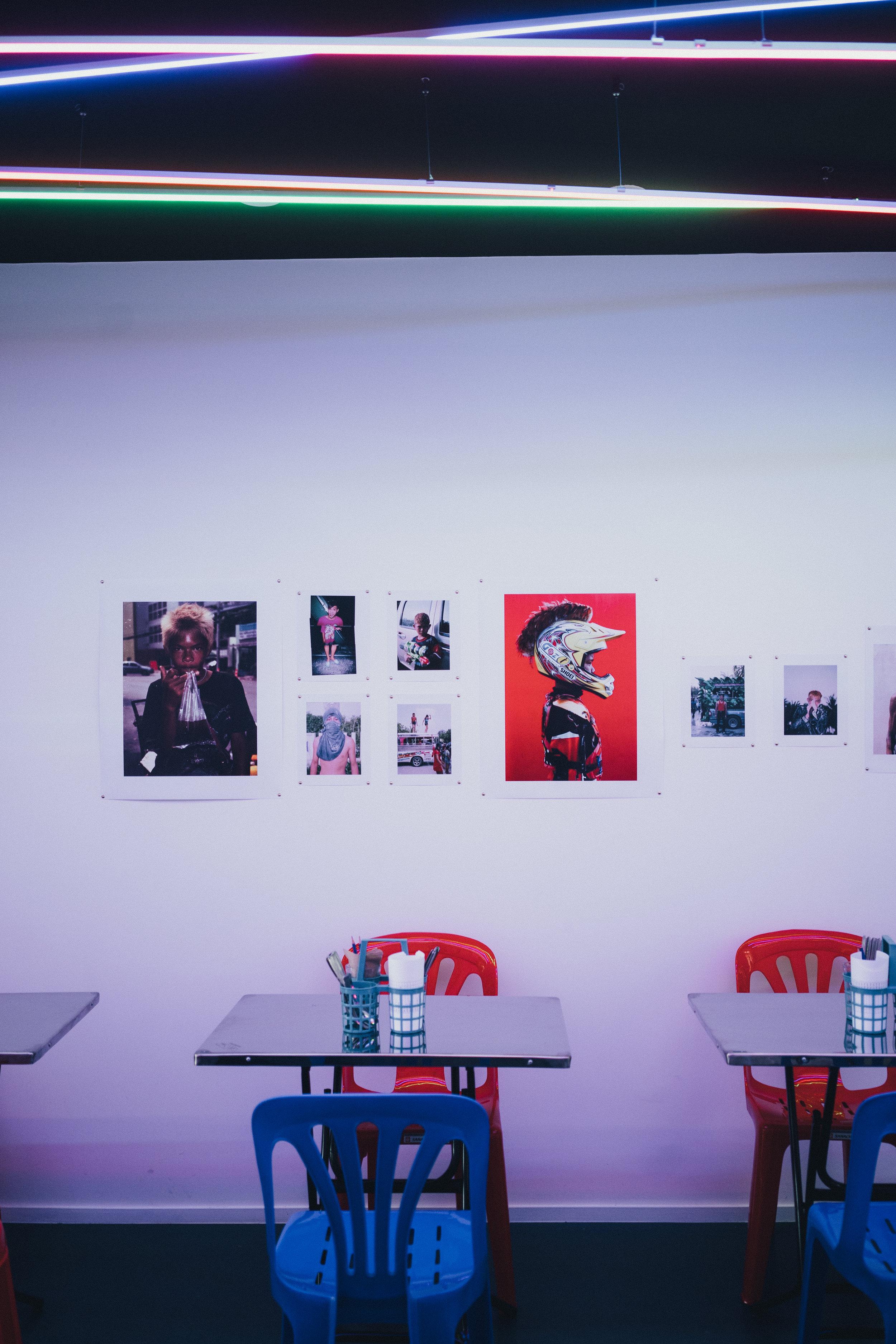 EOur little thaï street canteen in Geneva. Picture by  Sam Arn . Photo gallery by  Chardchakaj Waikawee