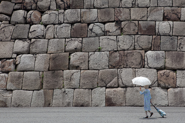 Imperial Palace Wall