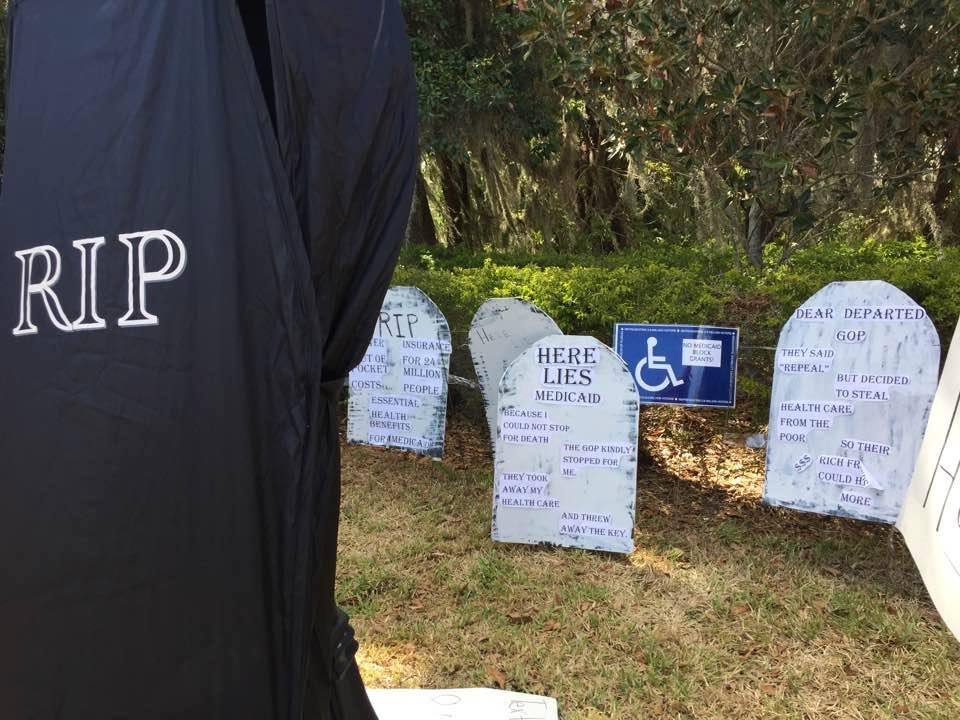 Dennis Ross ACA Graveyard