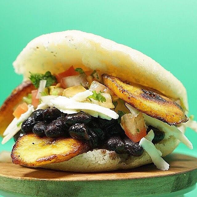 GUASACACA   Super tasty authentic Venezualan Arepas - yummy!    https://www.guasacacalondon.com/