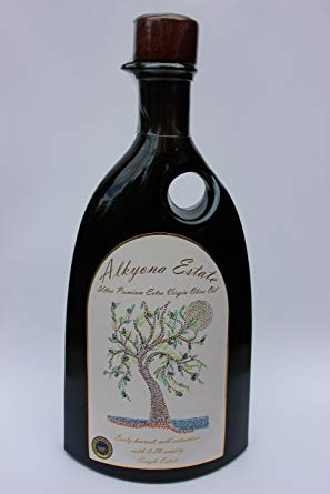ALKYONA OLIVE OIL   Premium single estate olive oil   from the Protected Geographical Indication (PGI) area of Laconia, Greece.   https://www.alkyona.com/