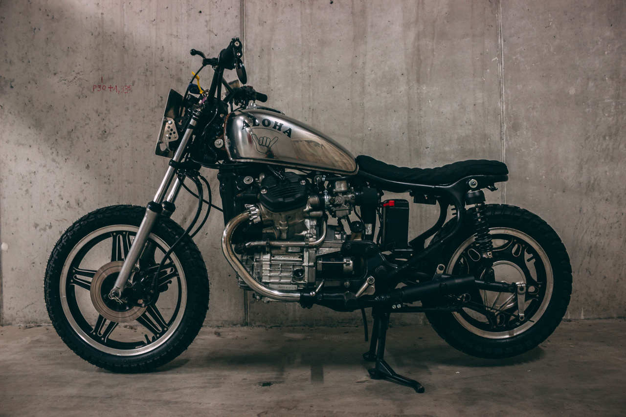 TOMA CUSTOMS HONDA CX500