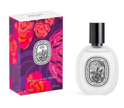 Diptyque Eau Rose Hair Mist hair fragrance