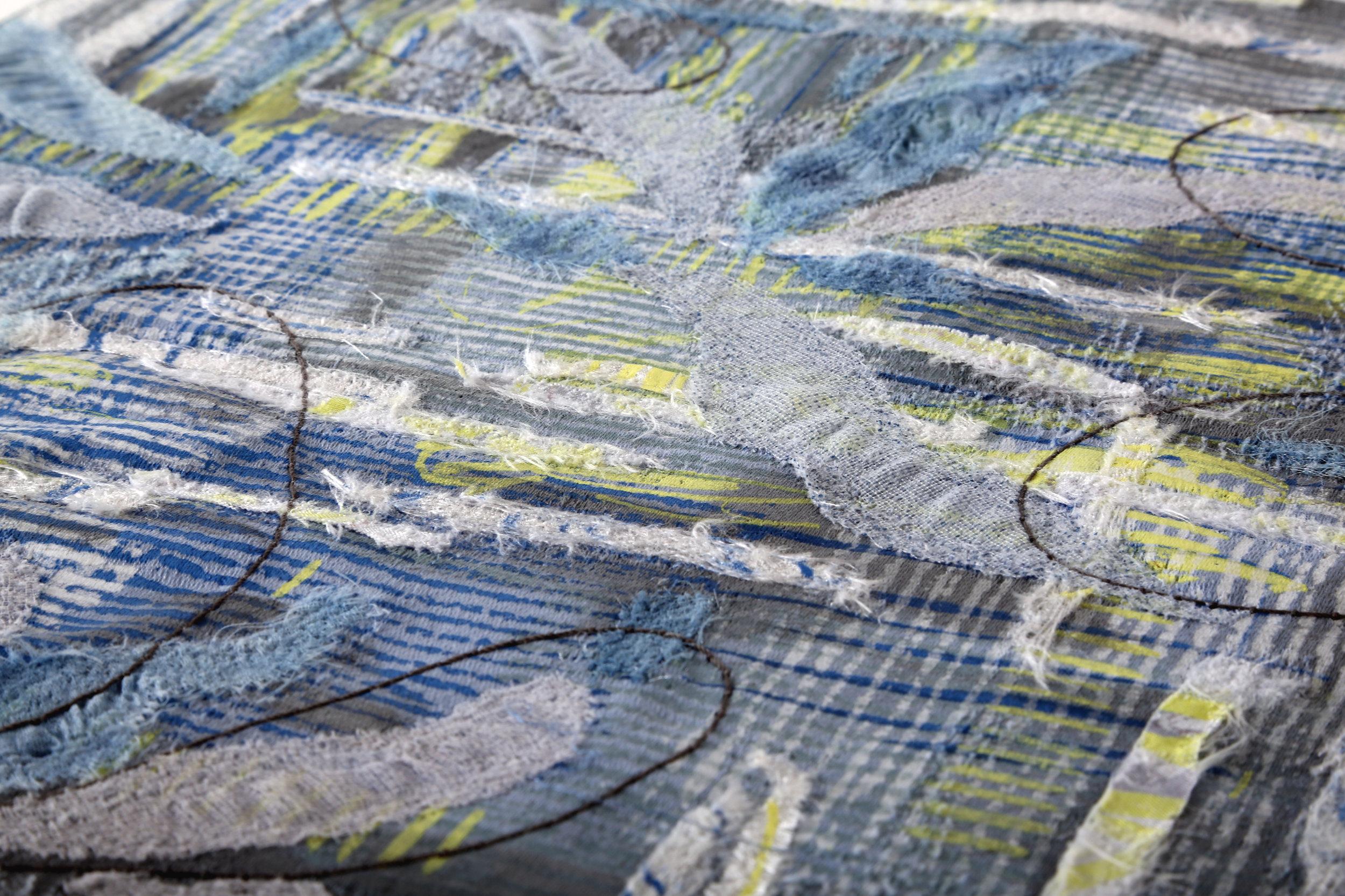 Mixed Process Textile