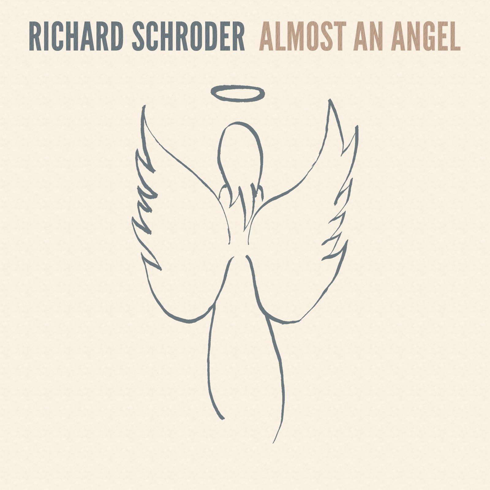 Richard Schroder - Almost an Angel - Single Art - 1600x1600.jpg