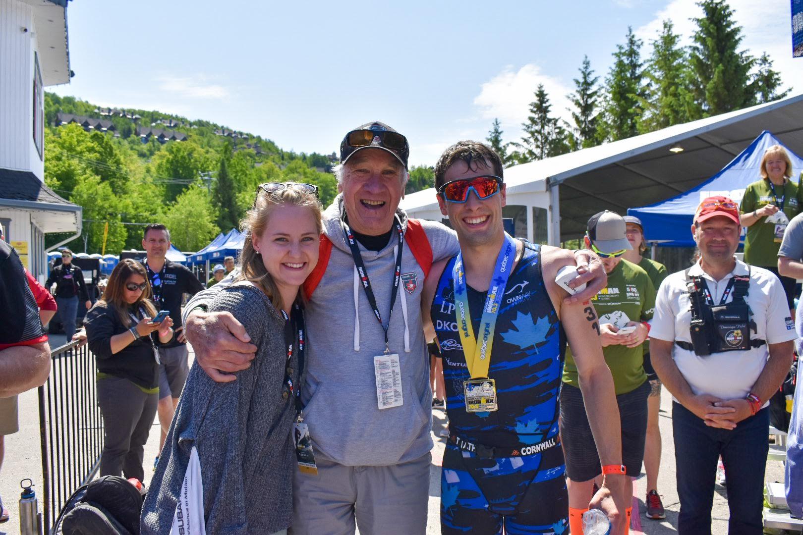 Montana, Bob and I.