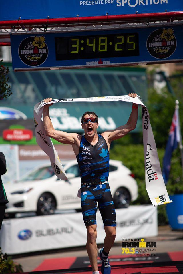 Ironman 70.3 Mont Tremblant 2019