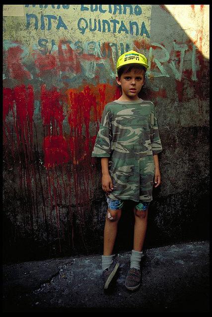 Smokey Mountain, Manila Philippines, 1992. Photo Christopher L. Cook