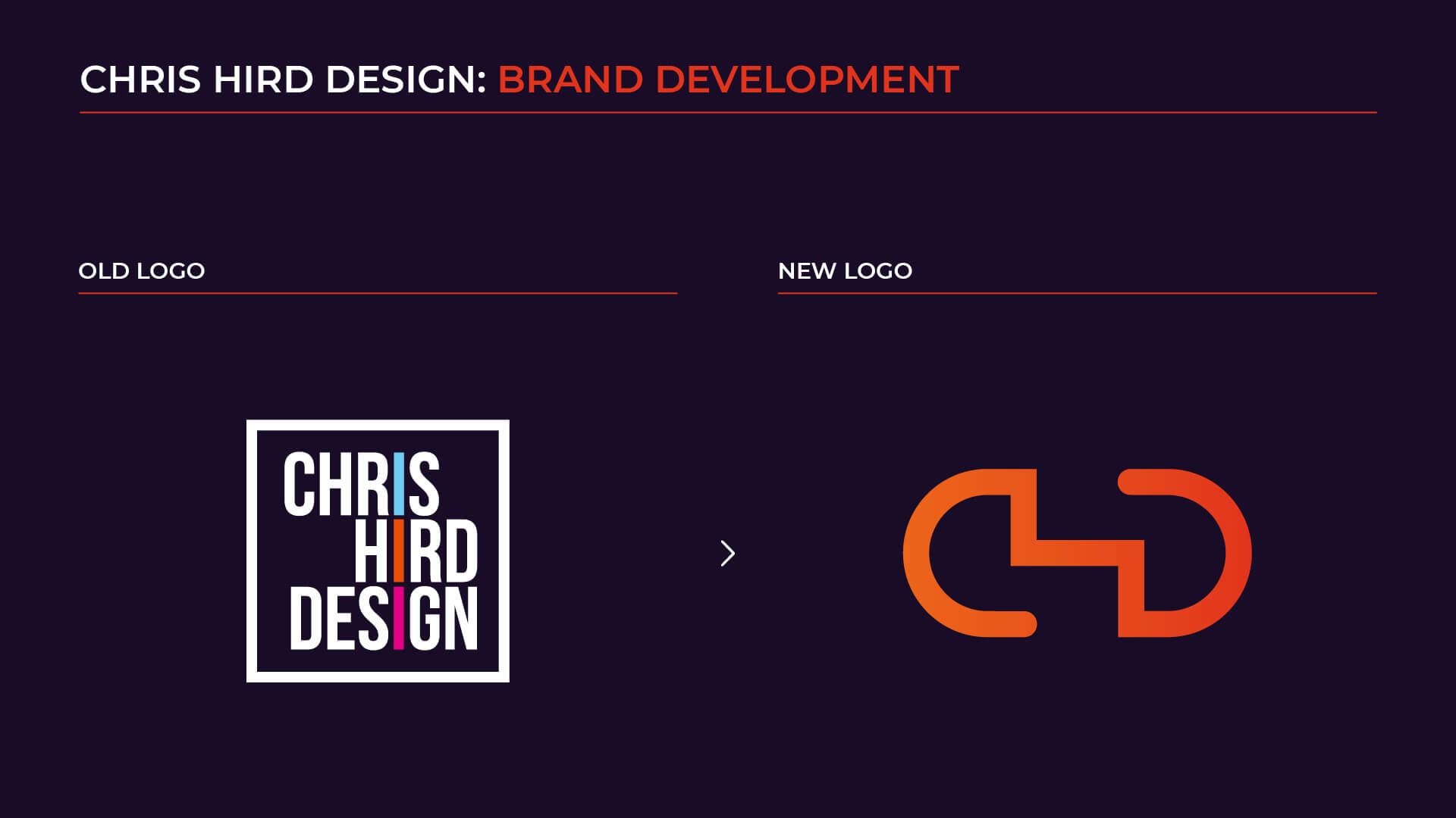 Old & New logos