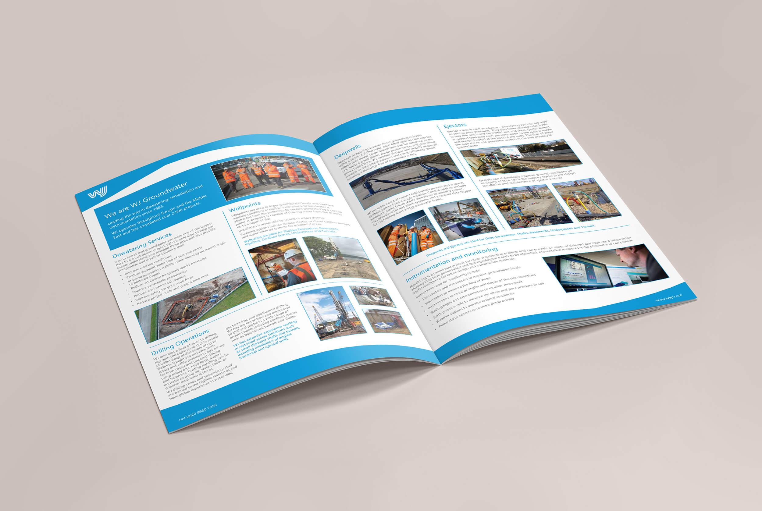 UK Brochure for   WJ Groundwater