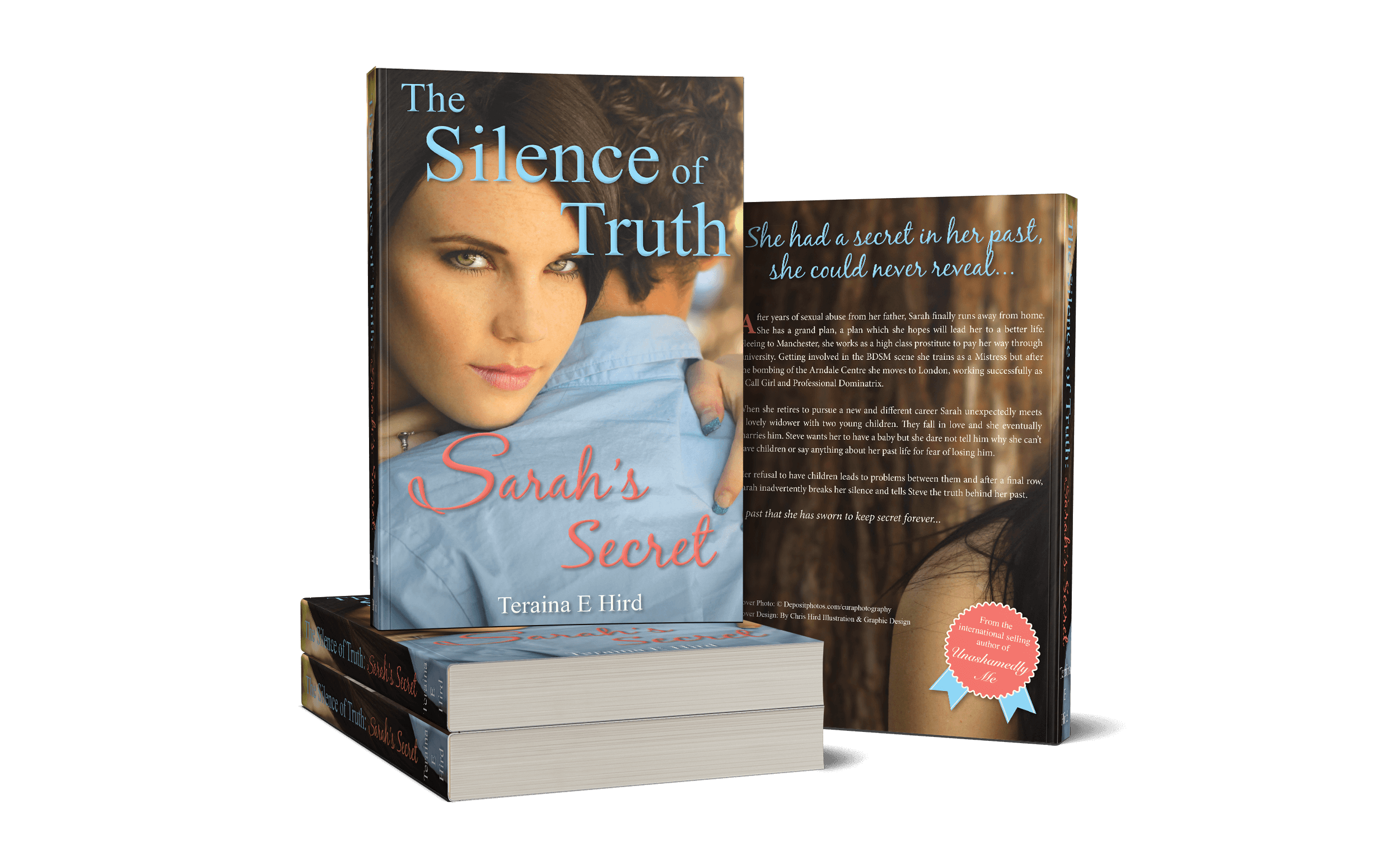 Book Jacket for The Silence of Truth - Sarah's Secret