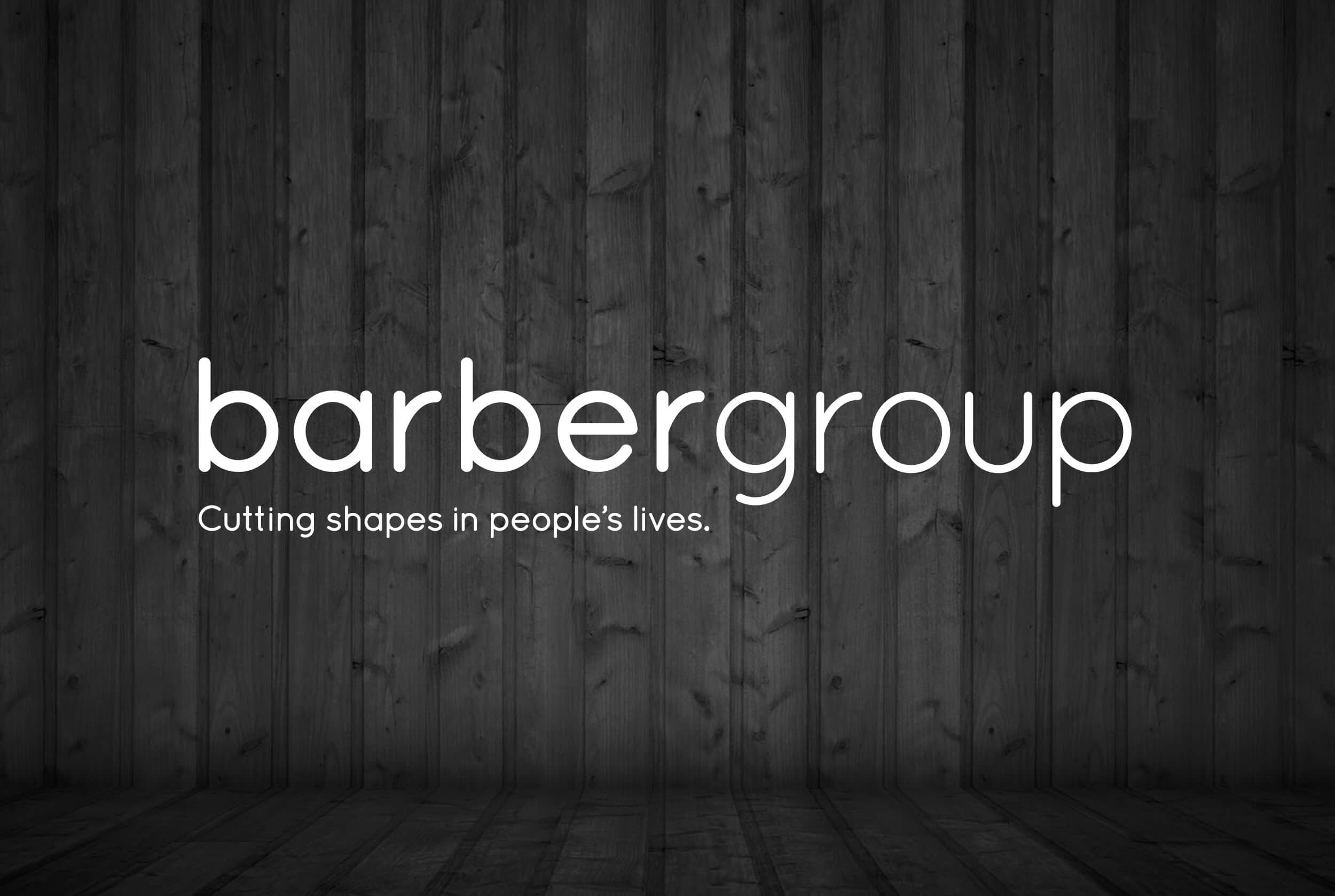 Branding & Promotional Material for barbergroup