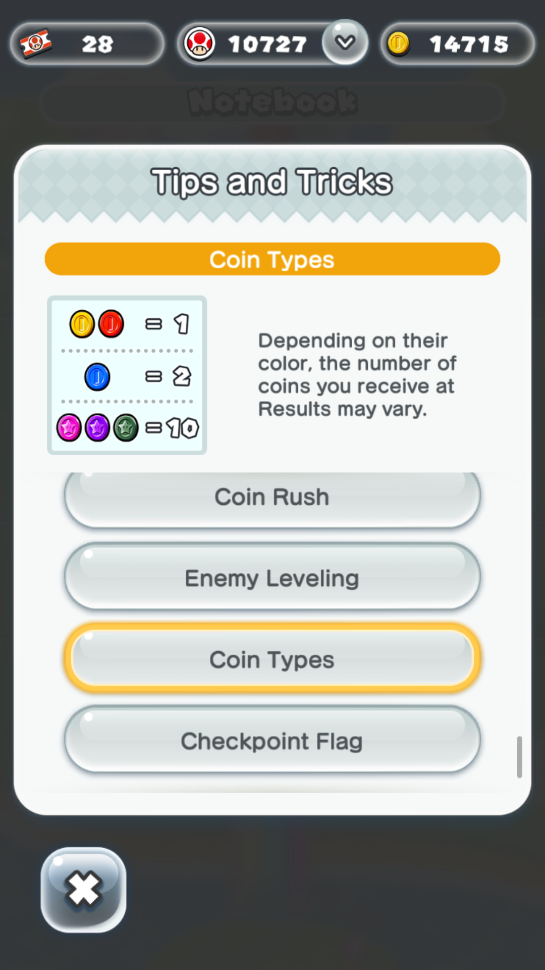 Gameplay Basics - Coin Types.png