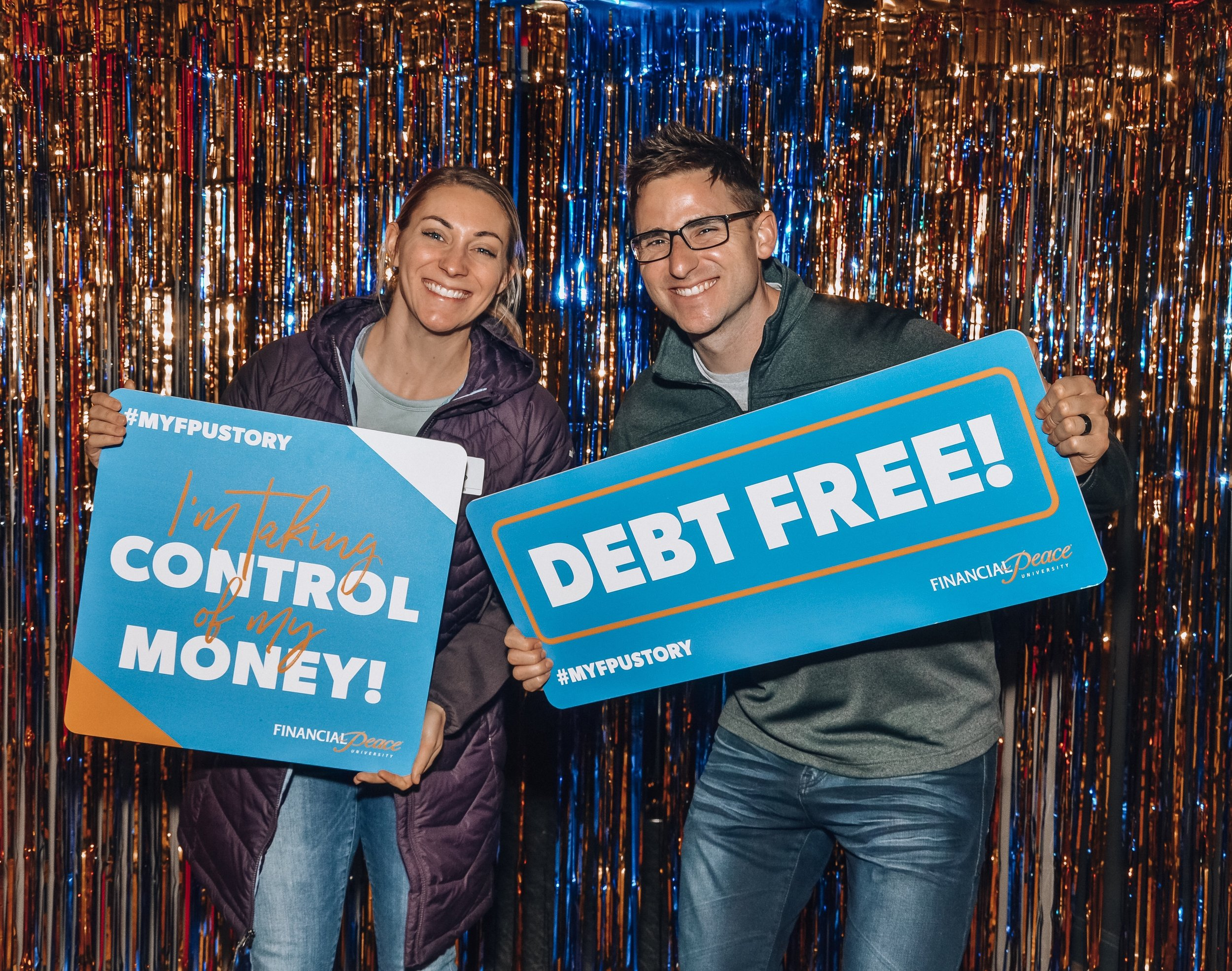 debt free at 27, Financial Peace University