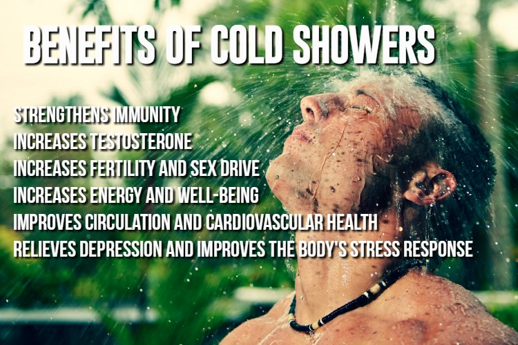 Discover the Benefits of Cold Showers