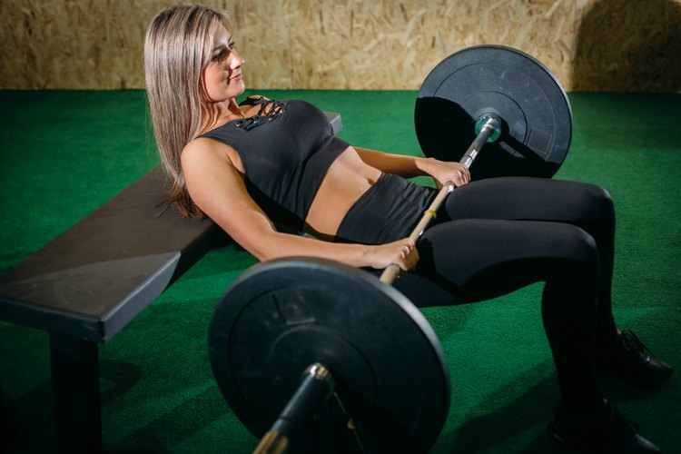 Best Glute Exercises - Hip Thruster