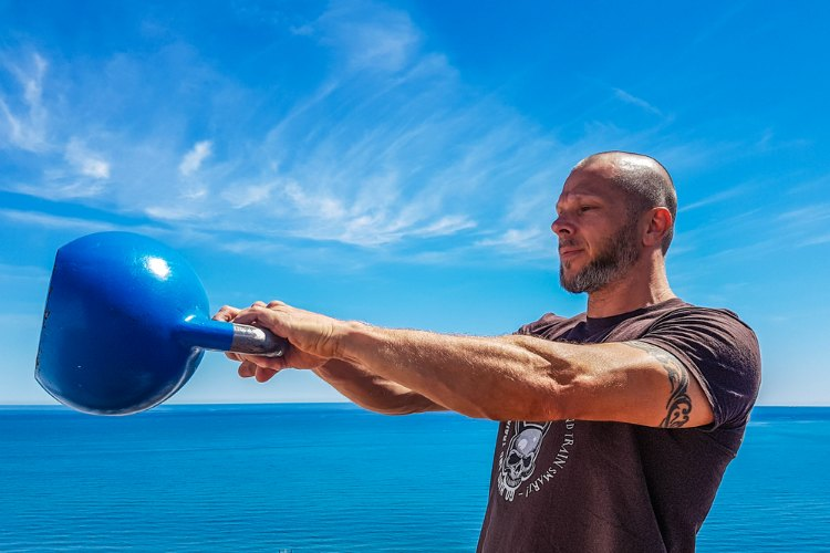The Kettlebell Swing: The Exercise You Should Be Doing Daily