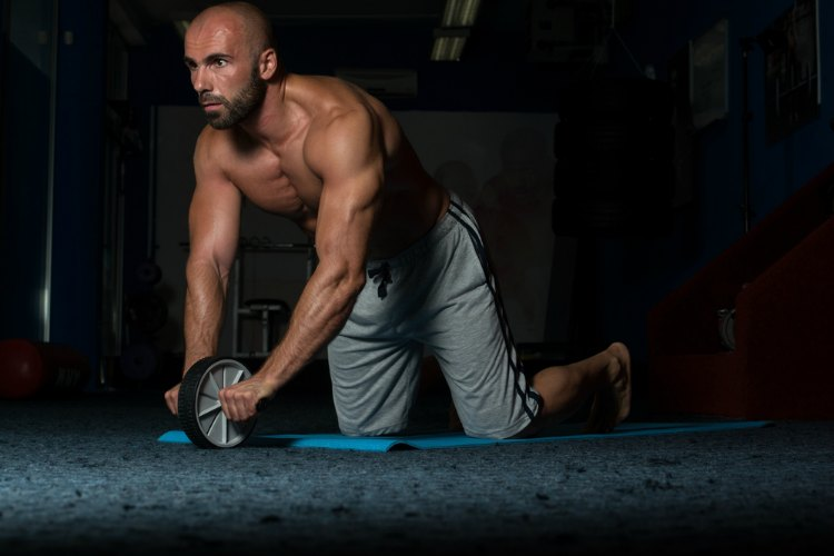 Ab Rollouts - The Best Overall Core Exercise