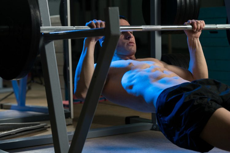 Best Bodyweight Back Exercises - Row