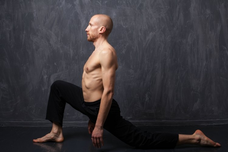 Hip Flexor Stretches - Kneeling Hip Flexor Stretch