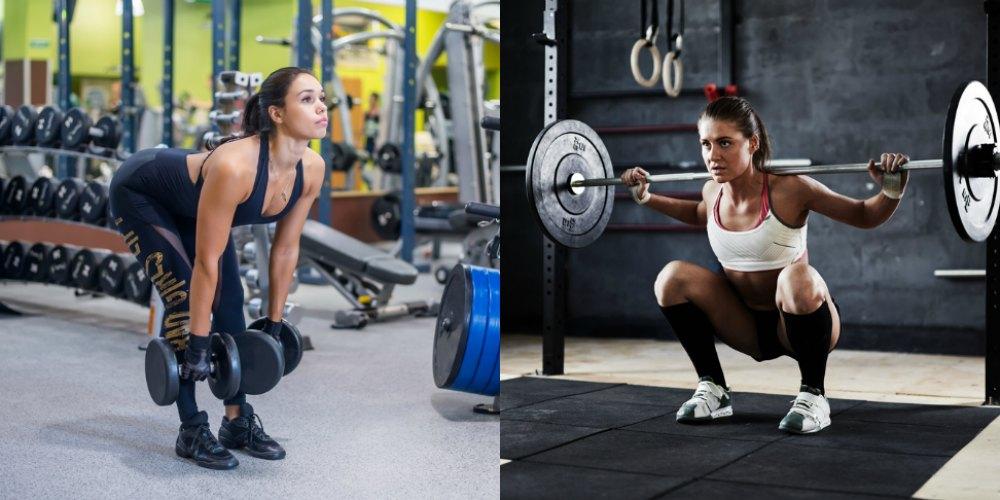 Squatting vs Hinging
