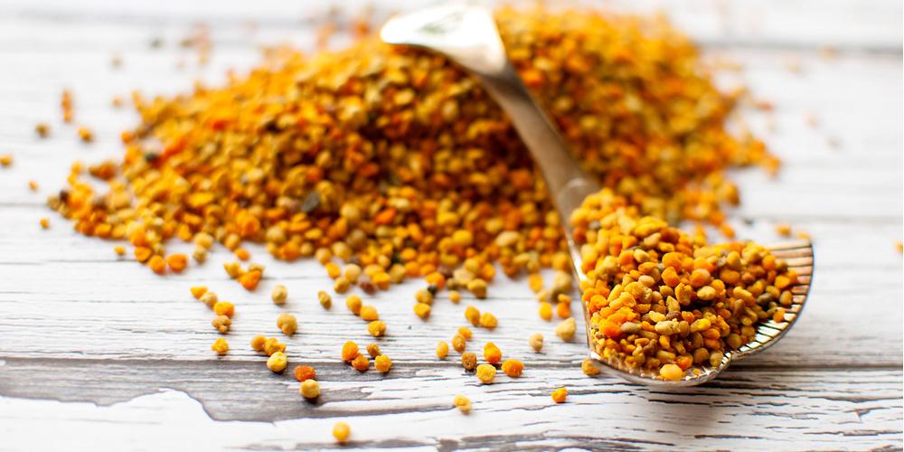 3 Health Benefits of Bee Pollen