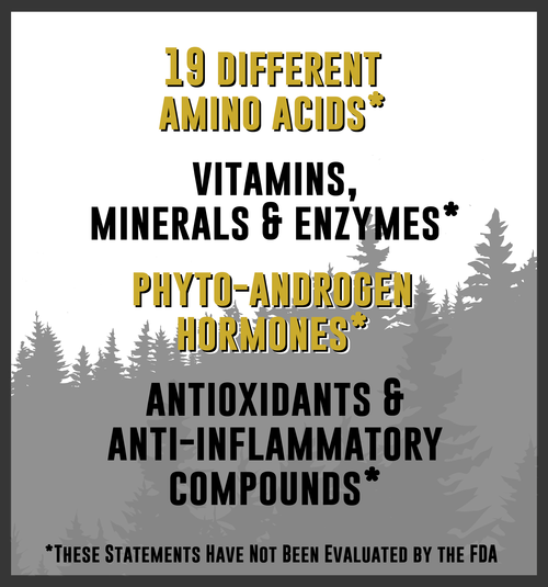 Pine Pollen Tincture - Concentrated Liquid Extract