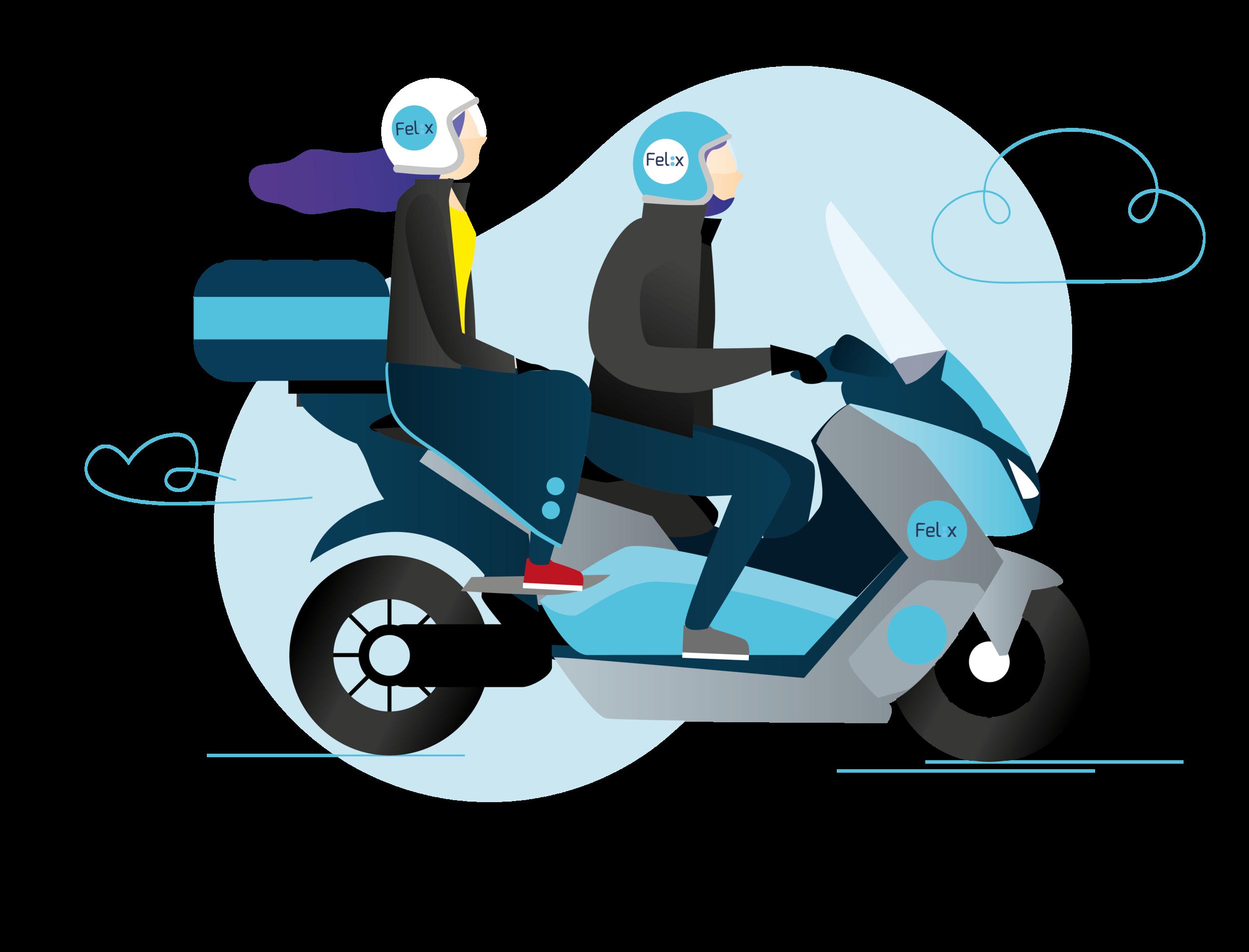 Des scooters 100% électriques - Notre flotte de scooters électriques BMW vous permet de vous déplacer au quotidien avec une empreinte écologique nulle. Felix s'engage pour une mobilité durable.
