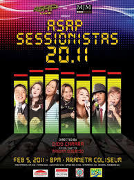 Second concert at the Araneta in 2011. Sorry I couldn't find a bigger image, hehe!