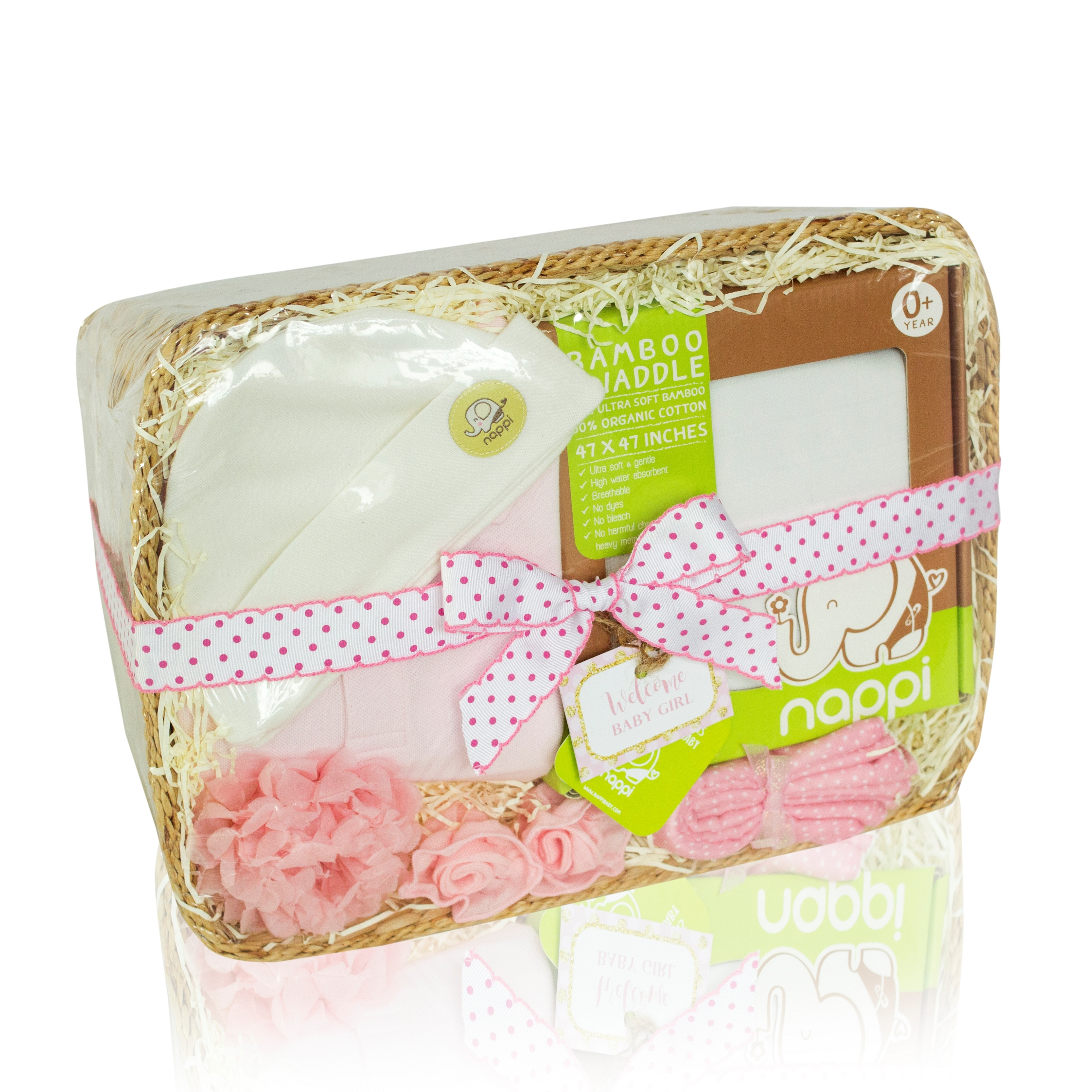 This @nappibabyph gift set was just a joy to receive - and touch!