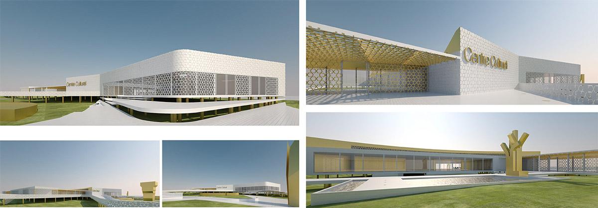 Centre culturel Turc perspectives